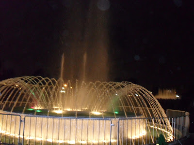 Circuito Mágico del Agua