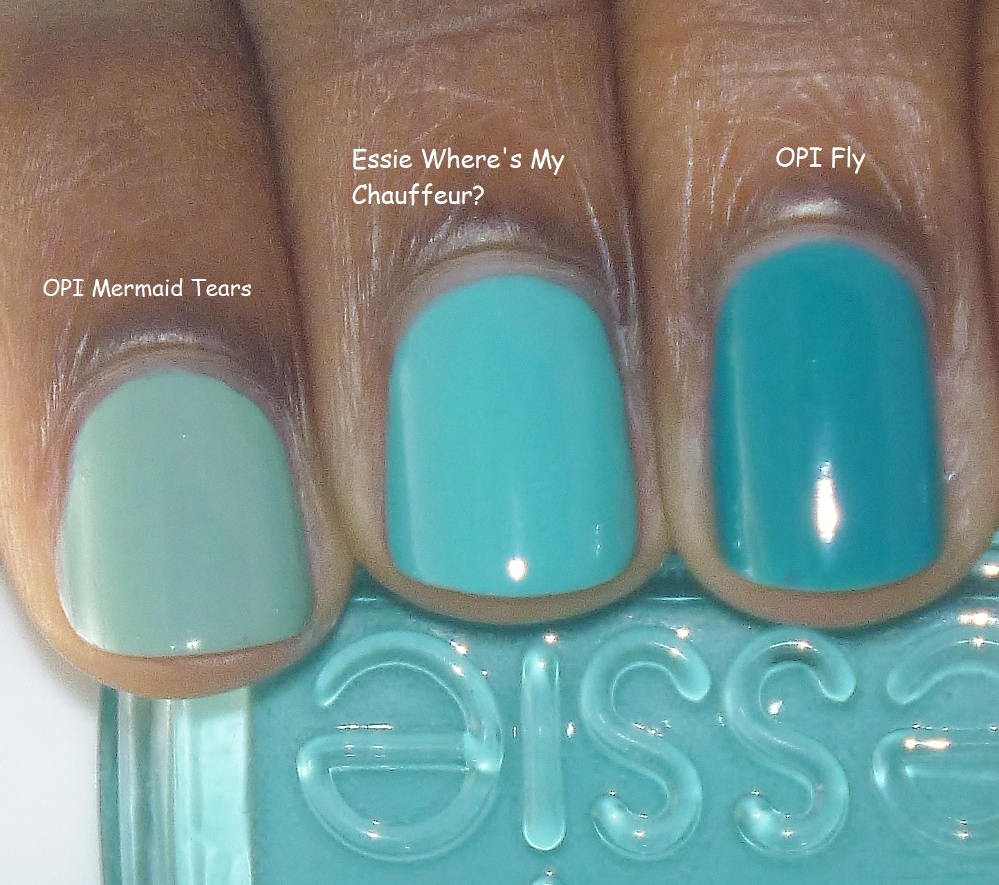 ColourVida Have We Been Duped Essie Winter 2012 Collection