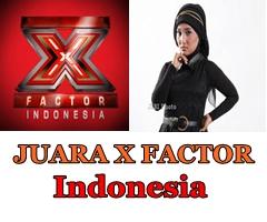 Fatin Shidqia Juara X Factor Indonesia
