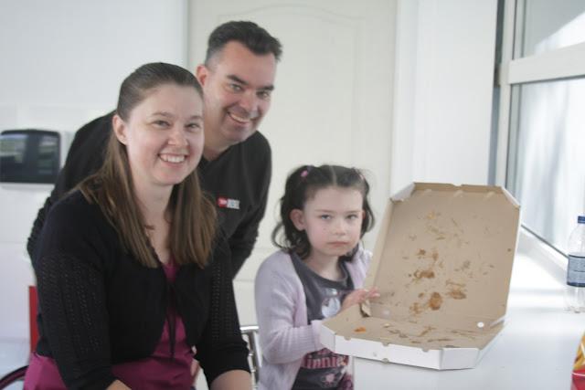 Открытие пиццерии Goodini Pizza