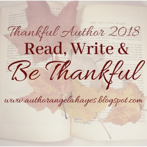 Thankful Author 2018