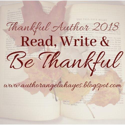Thankful Author 2018