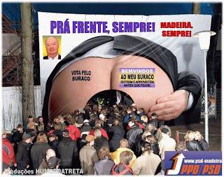Corrupção ajustes Madeira buraco