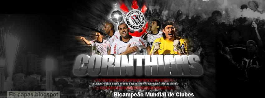 - Campeão mundial de clubes FIFA 2012 - Capa para Facebook