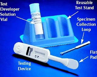OraQuick: FDA approved HIV test for quick & home AIDS diagnosis