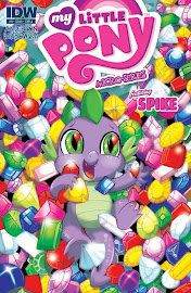 MLP Micro Series #9 Comic