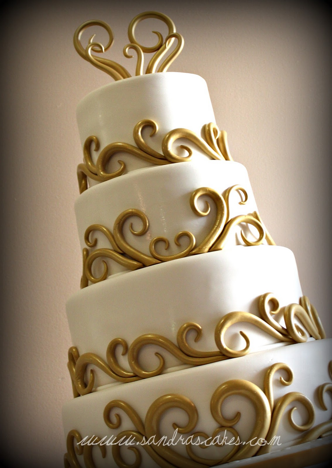 New Latest Cake Images : Latest Wedding Cakes