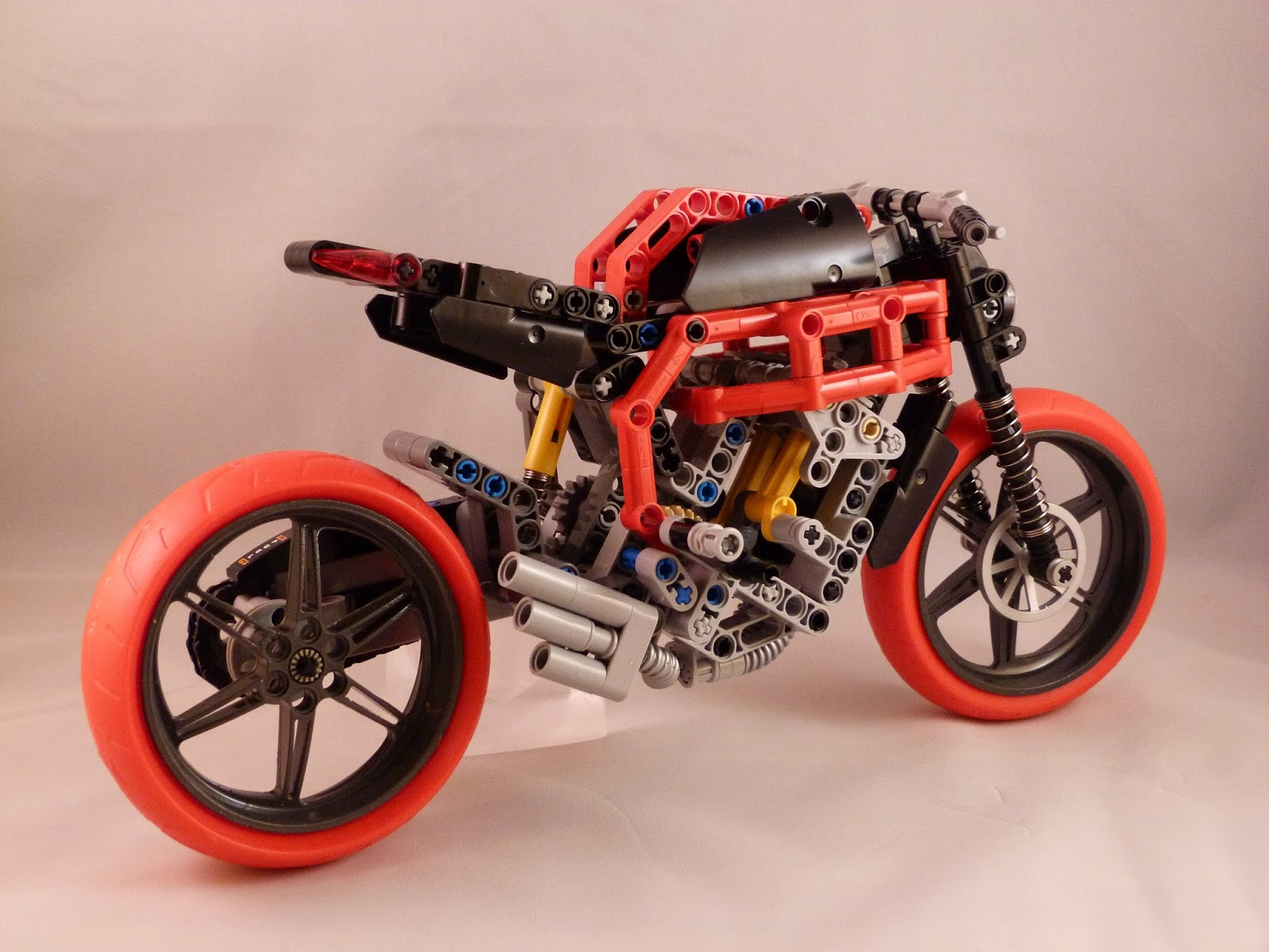 lego technic motorcycles. Black Bedroom Furniture Sets. Home Design Ideas