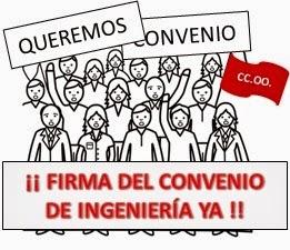 Ccoo ayesa ingenier a y arquitectura en defensa del for Convenio colectivo oficinas y despachos sevilla