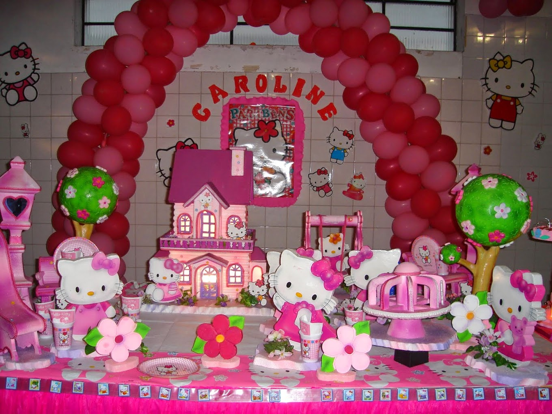 Festa de 1 ano de minha filha