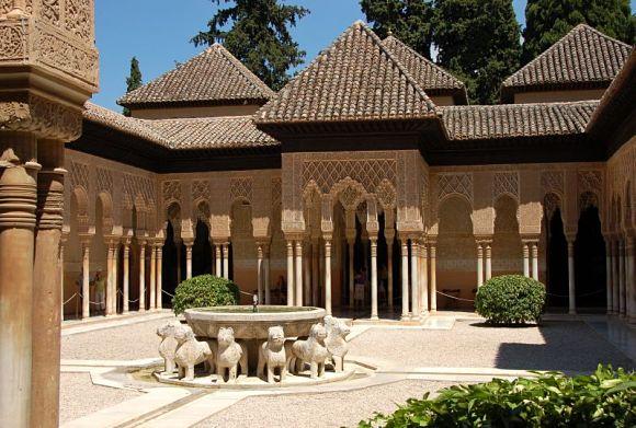 Proyecto la alhambra - Patios de granada ...