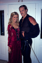 Buttercup and Wesley Princess Bride Costume