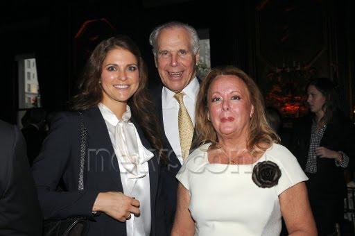 Royals fashion d jeuner la chambre de commerce for Chambre de commerce new york