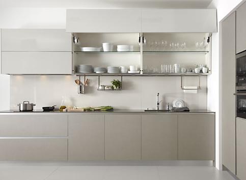 Ventajas de la cocina y lavadero como zonas separadas for Cocinas integrales en aluminio