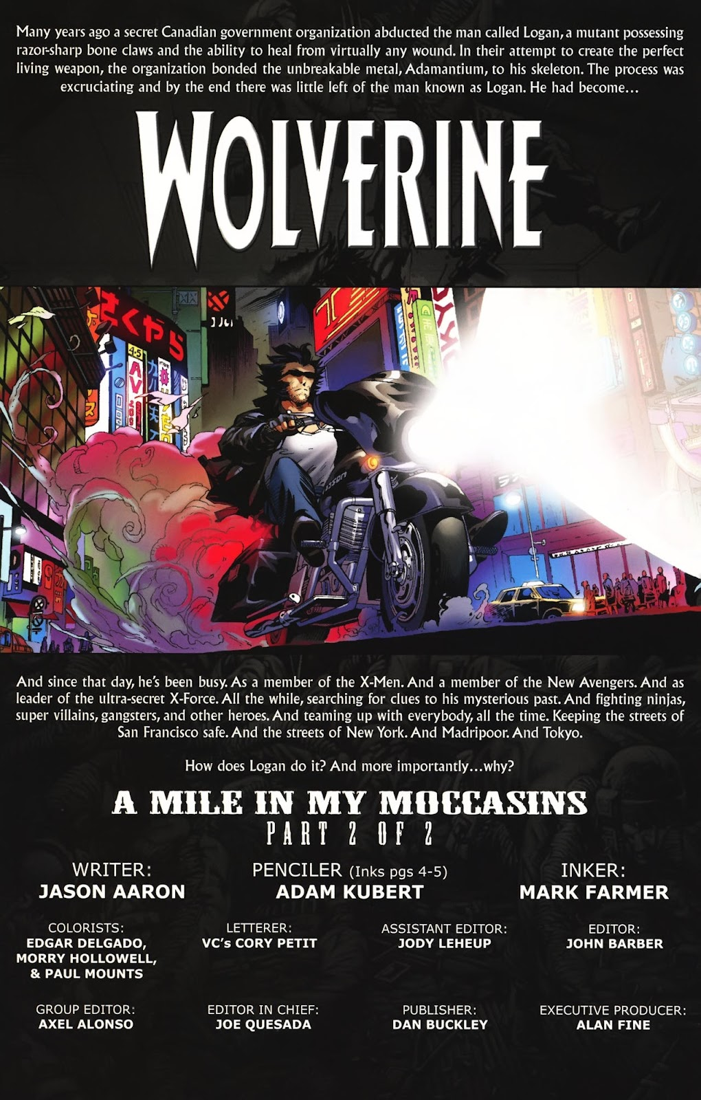 Read online Wolverine (2003) comic -  Issue #74 - 14