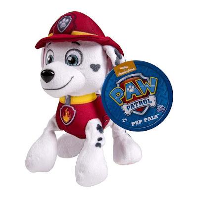 TOYS : JUGUETES - PAW PATROL : La Patrulla Canina  Marshall : Peluche 20 cm  Producto Oficial Serie Television 2015 | Bizak | A partir de 2 años  Comprar en Amazon España