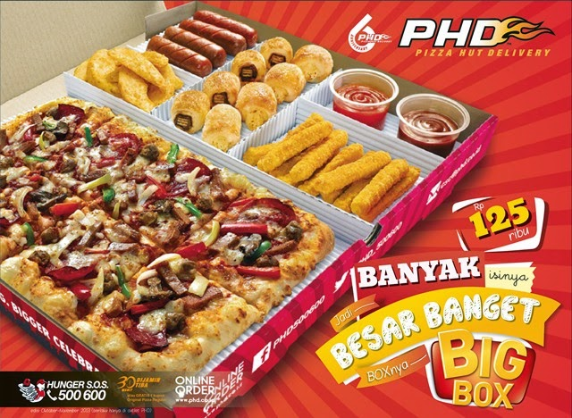 Pizza Hut Delivery Menu Indonesia Favorite