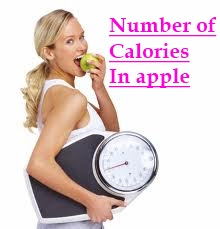 Number of calories in apple - Apple Diet Weight Loss