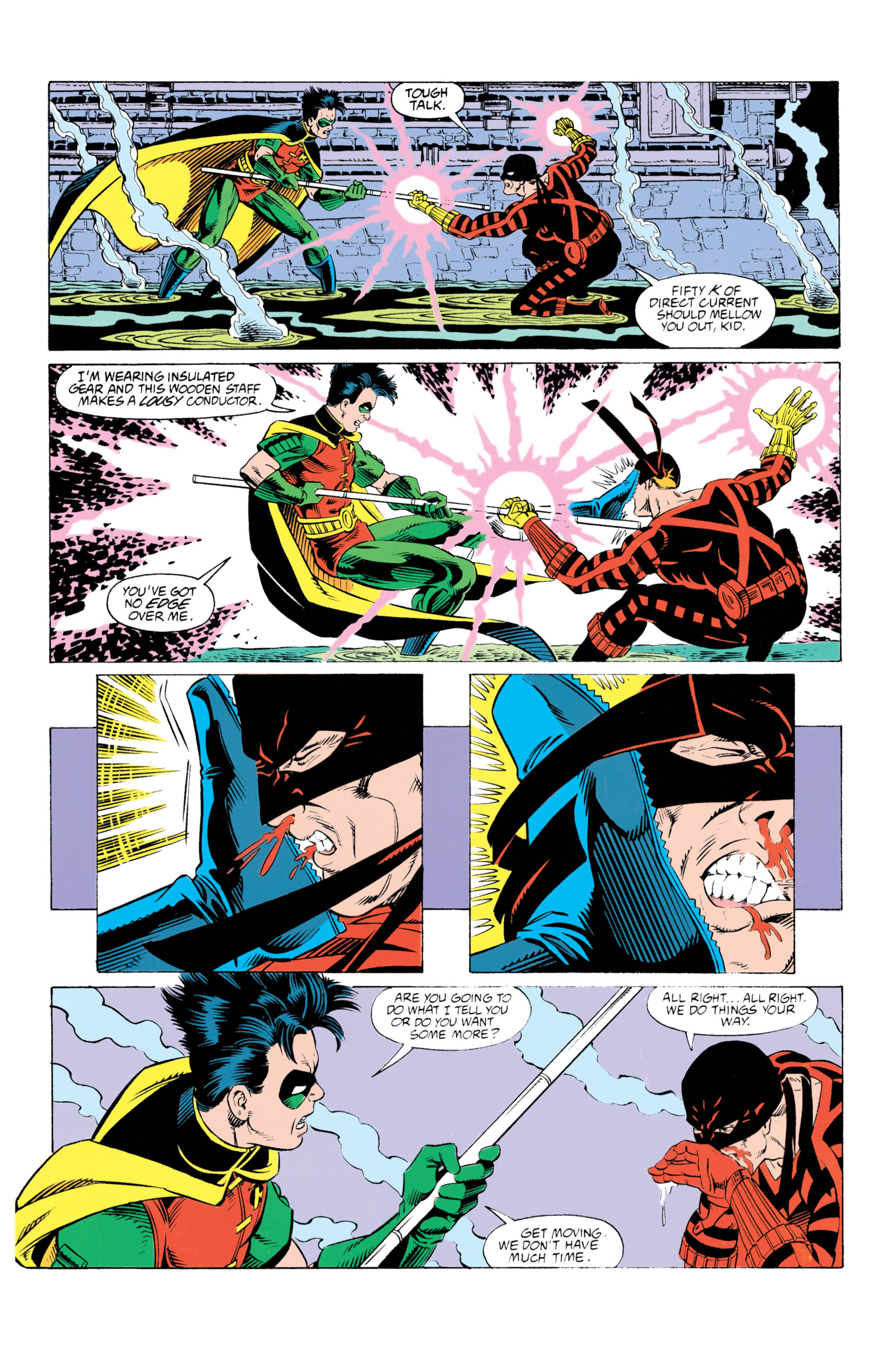 Detective Comics (1937) Issue #645 Page 5