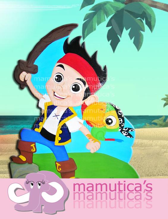 Yei el pirata imagui for Yei y los piratas de nunca jamas