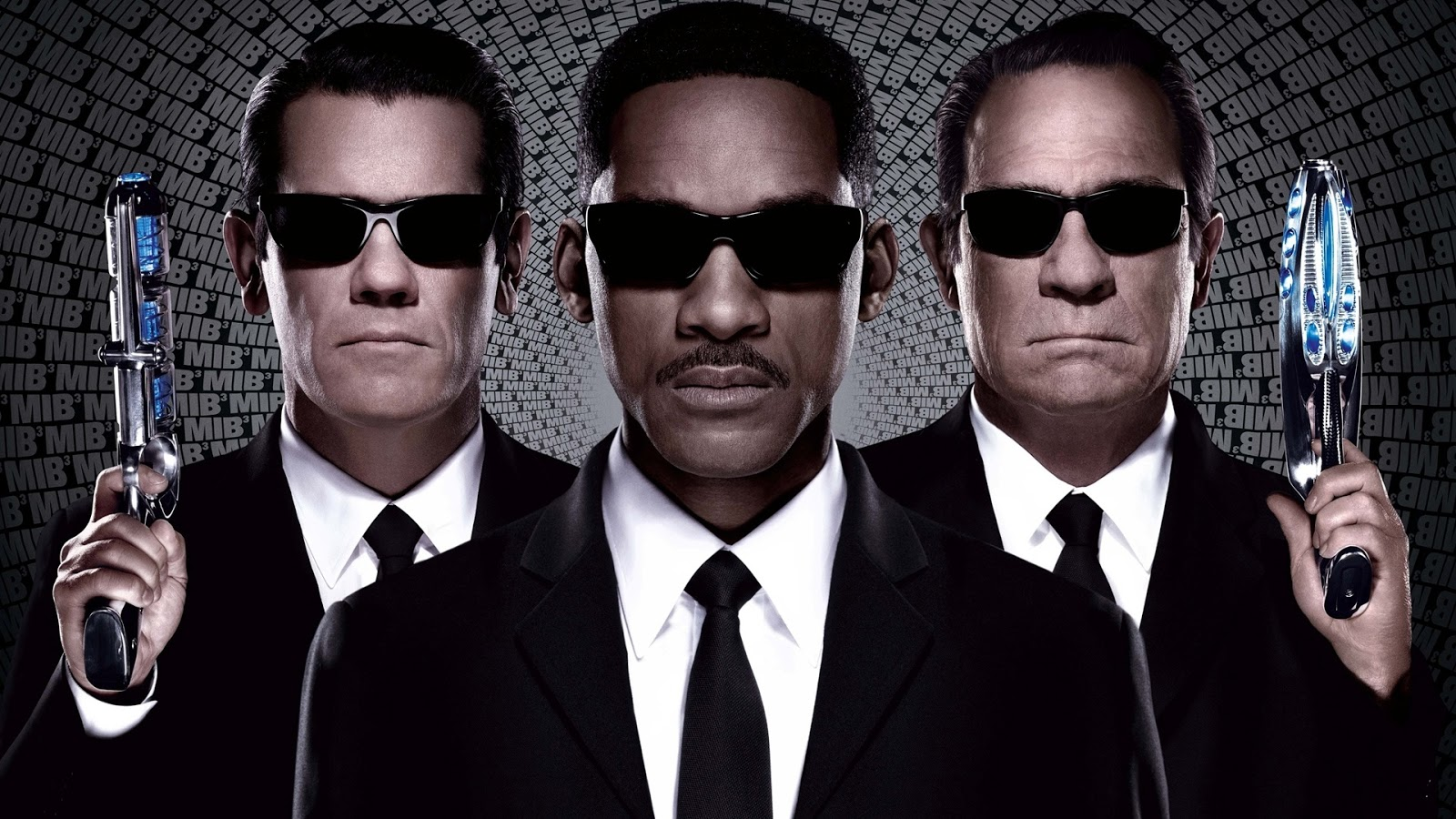 Men in Black III Movie