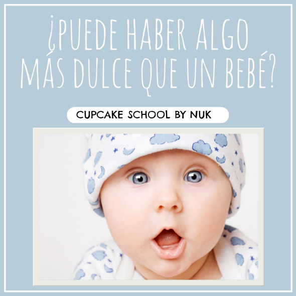 cupcake school nuk biberones chupetes