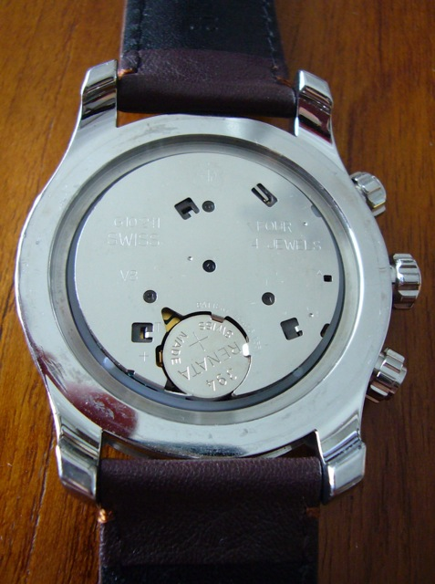 huayue watch how to change battery