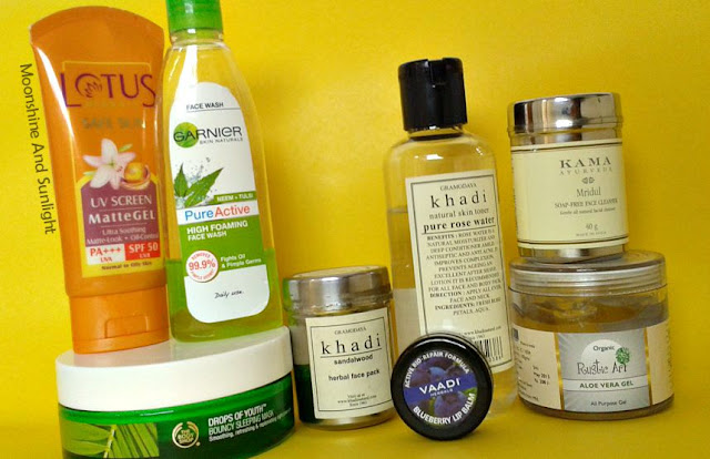 skincare routine for combination skin