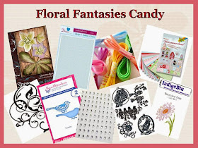 B. of Floral Fantasies' Candy