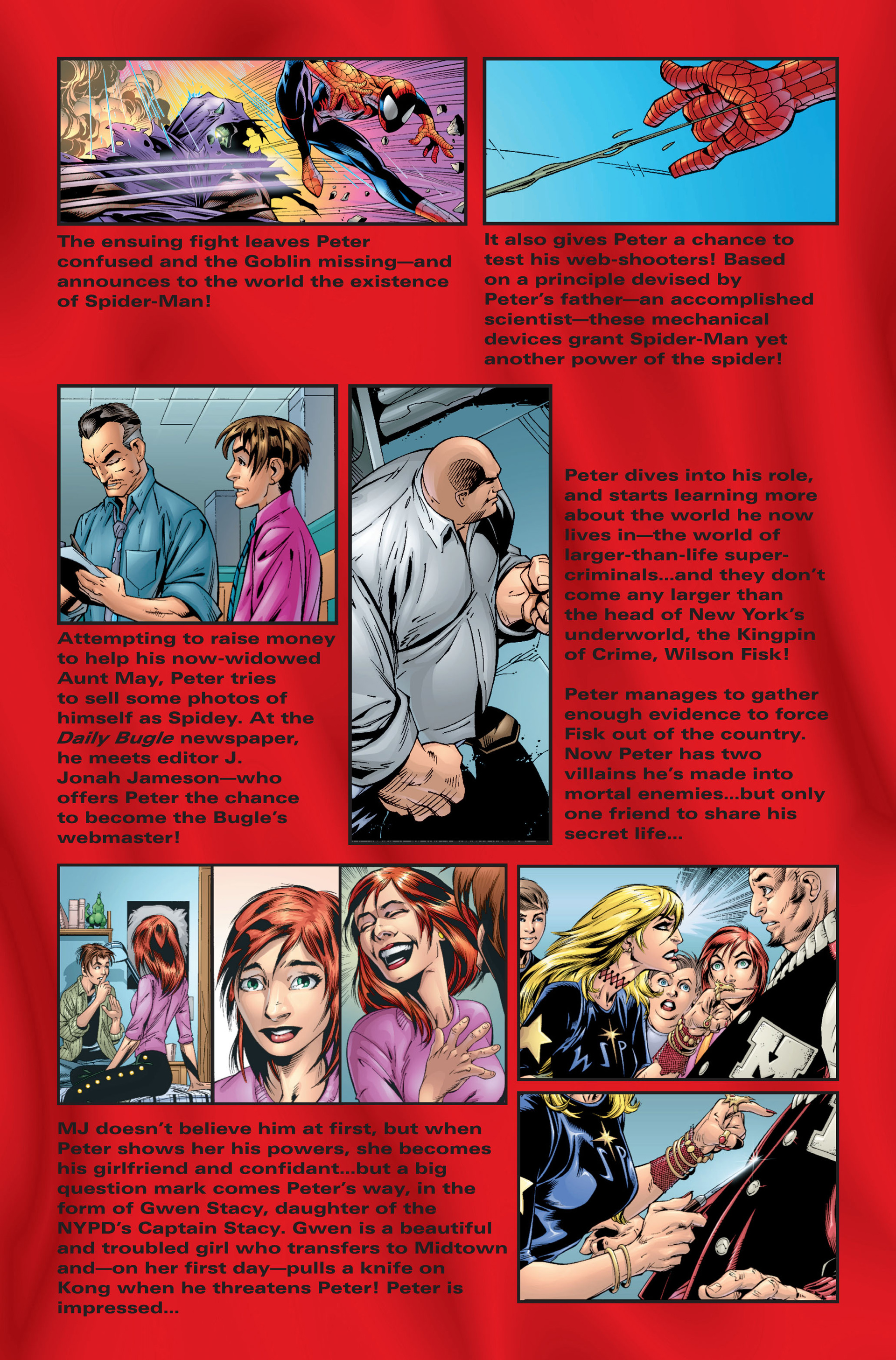 Ultimate Spider-Man (2000) Issue #100 #104 - English 40