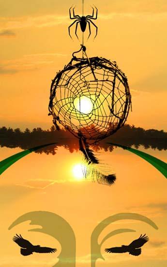 Lenda do Filtro dos Sonhos - Dreamcatcher