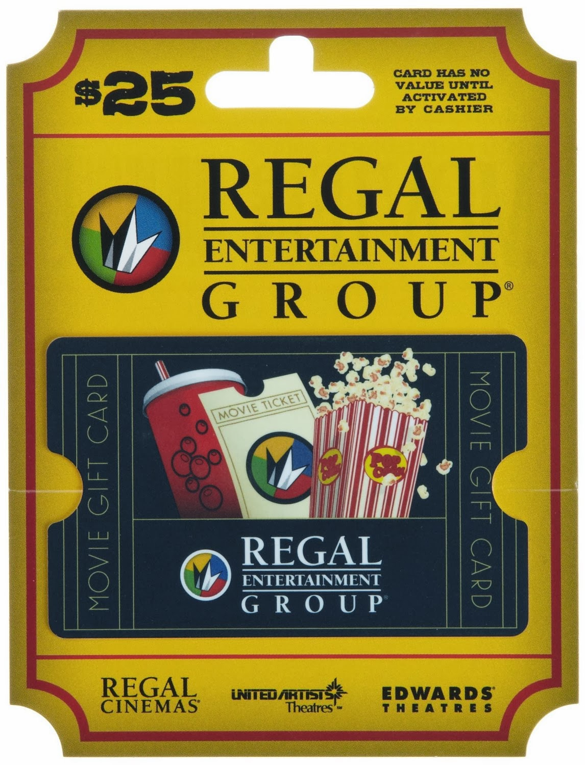 Sasaki Time Giveaway Regal Cinemas 25 Gift Card