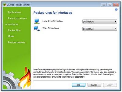 Dr web security space pro 6 0 1 8010