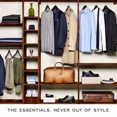 Men's Wardrobe: What to toss out