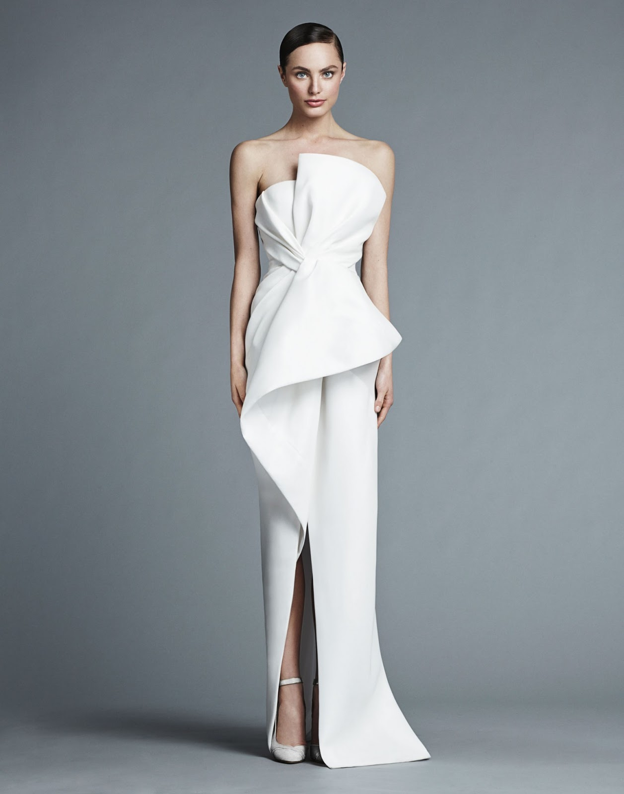 Fashion: Wedding Dresses Trends for 2015 | Beauty Frontline