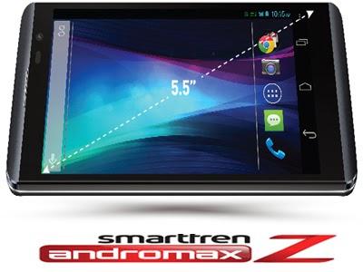 Smartfren Andromax Z Spesifikasi dan Harga