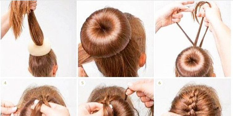 pics for gt medium hair tutorials step by step