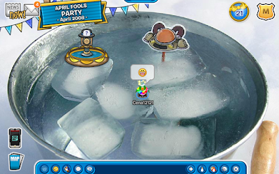 Club Penguin 10 Year Anniversary Party Cheats
