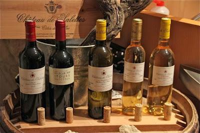 Vinos de Le Château de Salettes. Blog Esteban Capdevila
