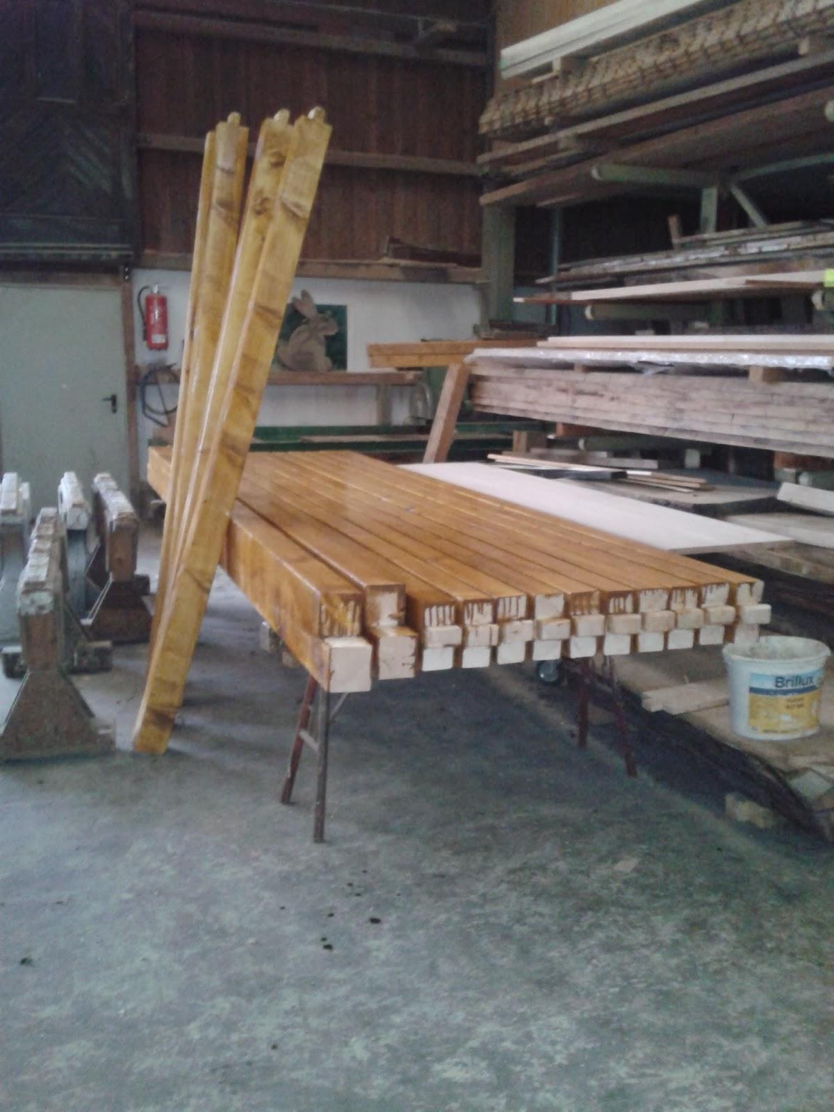 baublog von susi und sven carport streichen. Black Bedroom Furniture Sets. Home Design Ideas