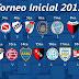 Copa y Torneo: Ya hay rivales