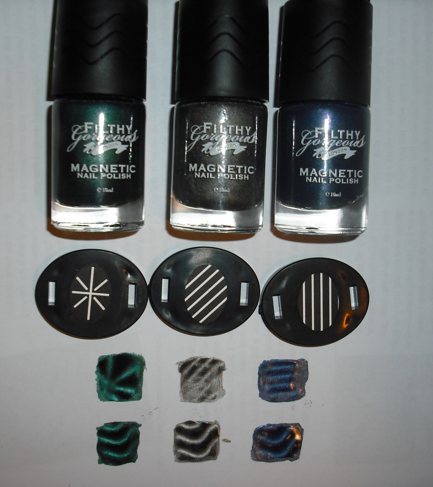 Wendy\'s Delights: Filty Gorgeous Magnetic Nail Polish
