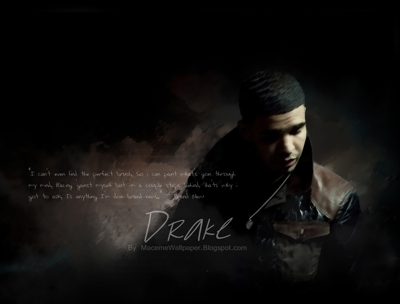 drake wallpaper maceme wallpaper