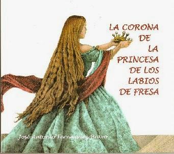 la princesa de fresa: