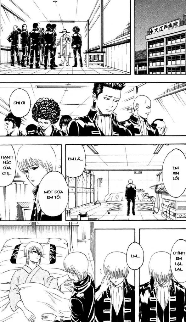 Gintama Chap 132 - Truyen.Chap.VN