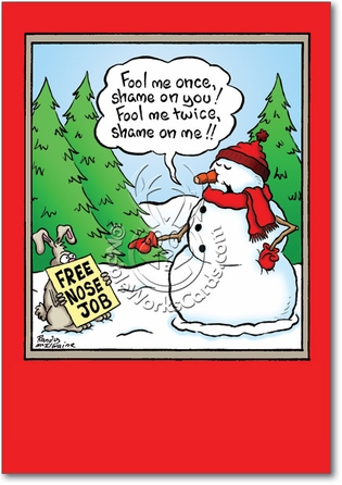 FubarFarm The Funniest Christmas Cards of 2012