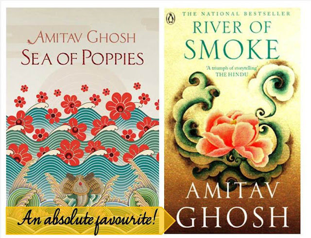 amitav ghoshs sea of poppies a Sea of poppies hb: 9780719568954 tpb: 9780719568961 pb:  9780719568978 ebook: 9781848541849 at the heart of this vibrant saga is a  vast ship, the.