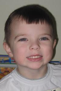 Caleb Luke 43 Months