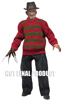 "NECA 8"" Retro A Nightmare on Elm Street Freddy Figure"