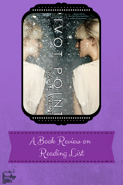 Pivot Point by Kasie West  a Book Review on Reading List  http://bit.ly/1NDTg1Y